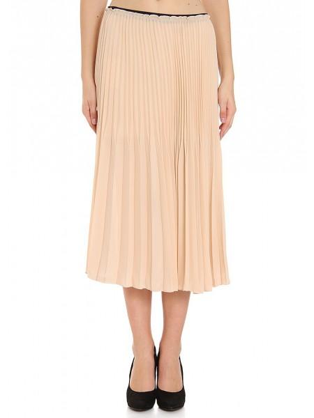 8776f23b34 Comprar falda rosa pastel plisada online barata par mujer