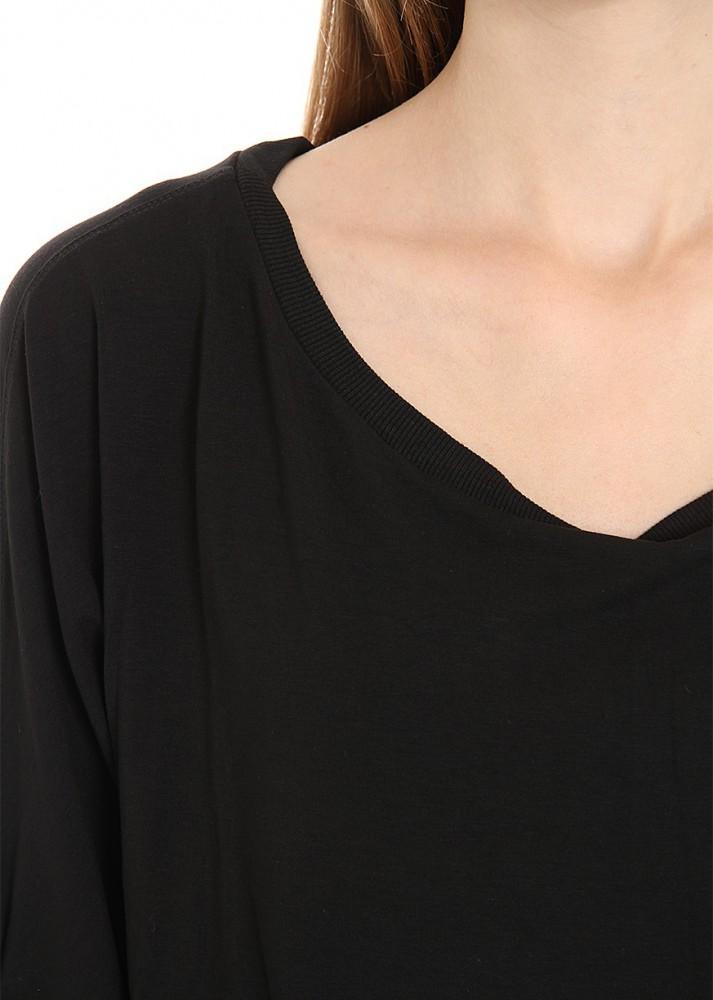 a96ce24b4 Comprar vestido largo negro a precios realmente rebajados.Outlet