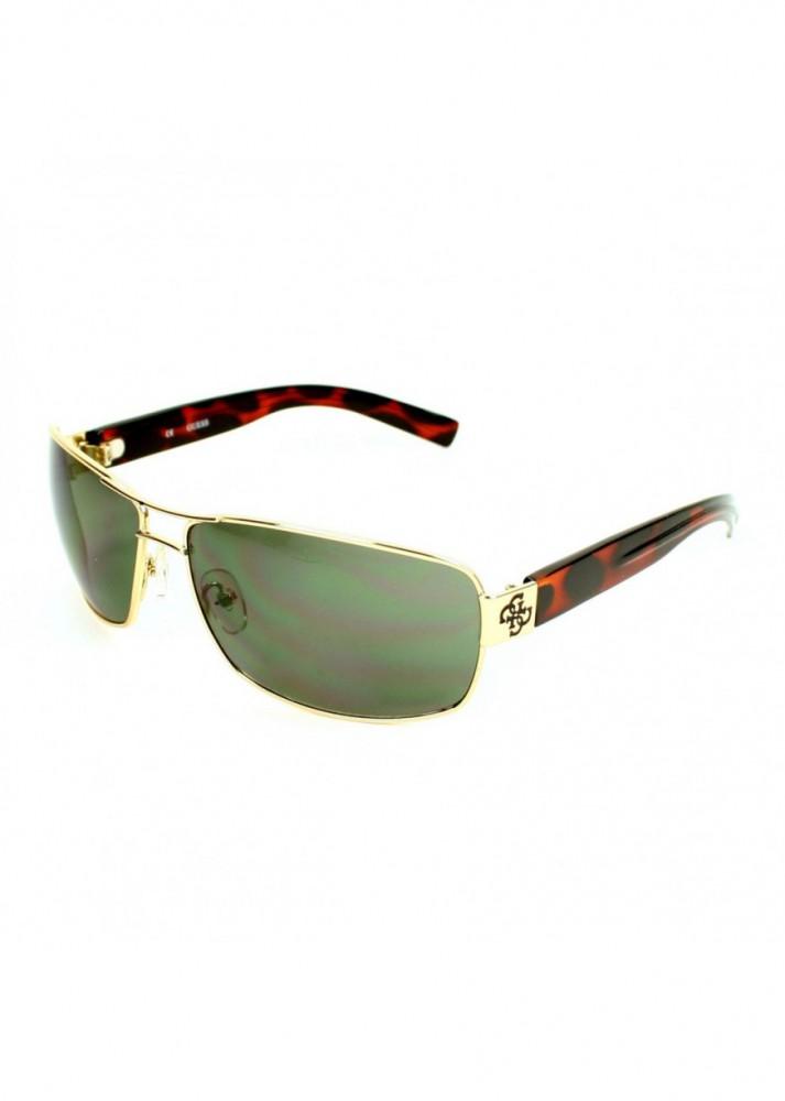 Comprar gafas de sol para hombre marca Guess, montura color ámbar ...