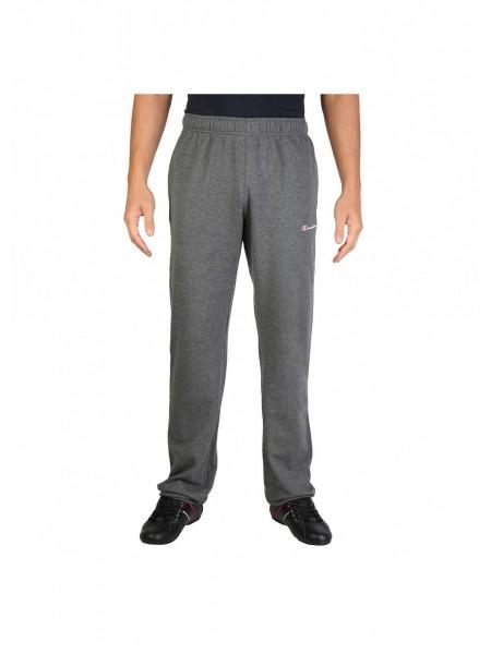 gran descuento e7edb 5b69b Pantalón de chándal gris oscuro de Champion para hombre.