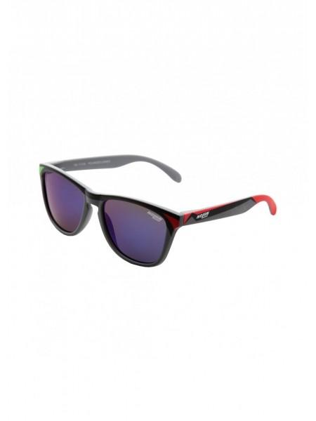 65da9b7158 Comprar gafas de sol Nolan,negro/rojo.